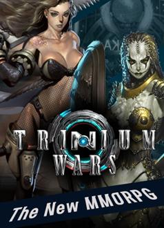 Trinium Wars MMOHuts Homepage