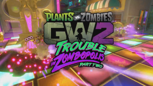PvZ Garden Warfare 2 Trouble in Zombopolis Part 2 Preview