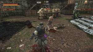 Versus: Battle of the Gladiator Warhammer Gameplay