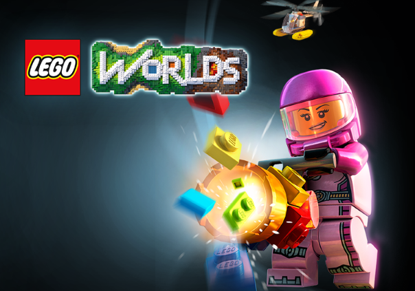 Lego Worlds Game Profile