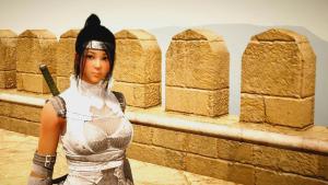 Black Desert Online Kunoichi Class Preview