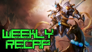 MMOHuts Weekly Recap #298 July 11th - Evolve, Smite, Warframe & More!