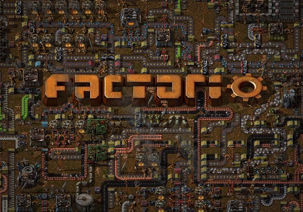 Factorio Game Banner