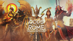 Gods of Rome Wrath of Egypt Overview