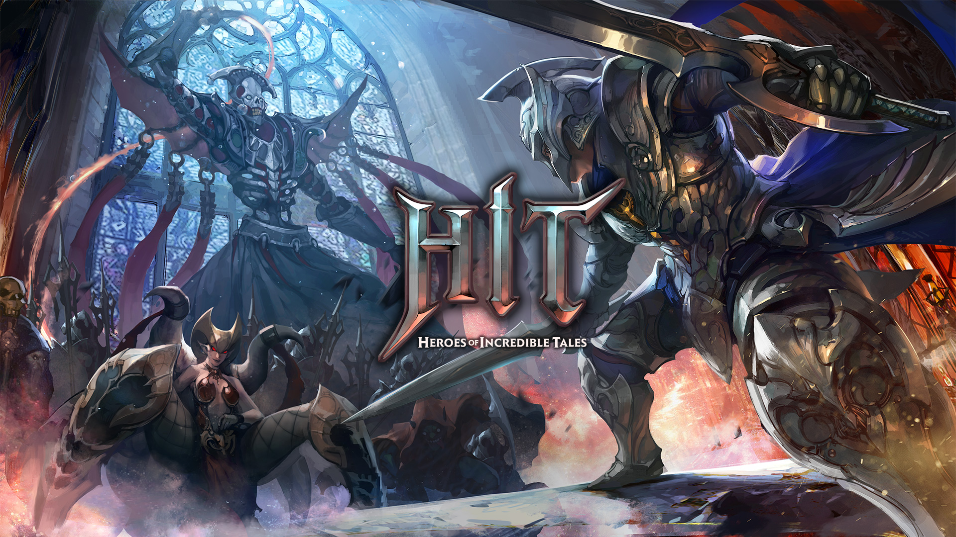HIT Global Launch Developer Interview