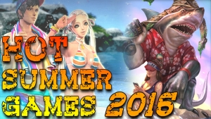 Hot Summer Games 2016 (F2P)