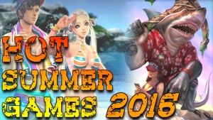 Hot Summer Games 2016 (F2P)
