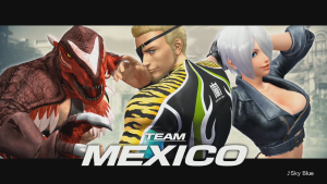 The King of Fighters XIV Team Mexico Trailer