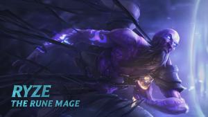 League of Legends Ryze Champion Spotlight