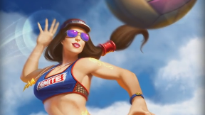 Smite Challenger & Ace Nu Wa Skin Preview