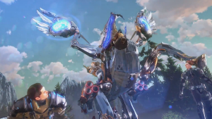 Skyforge Battle of Engineers Trailer