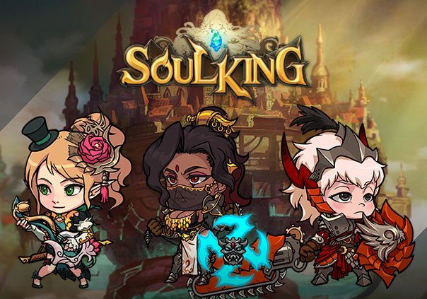 SoulKing Game Banner