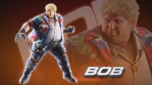 Tekken 7 Bob Reveal Trailer