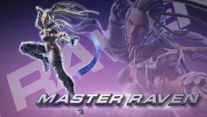 Tekken 7 Master Raven Reveal Trailer