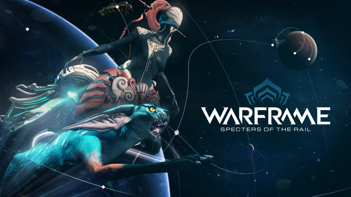 Warframe Specters of the Rail Now Live