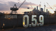 World of Warships Update 0.5.9 Overview