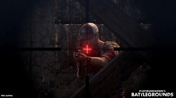 PLAYERUNKNOWN'S BATTLEGROUNDS First Pre-Alpha Test a Success