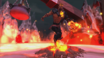 Dungeon Defenders II Lavamancer Spotlight