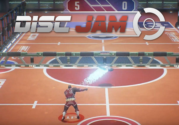 Disc Jam Game Profile Banner