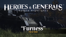Heroes & Generals Furness - Fist of Steel Update Trailer