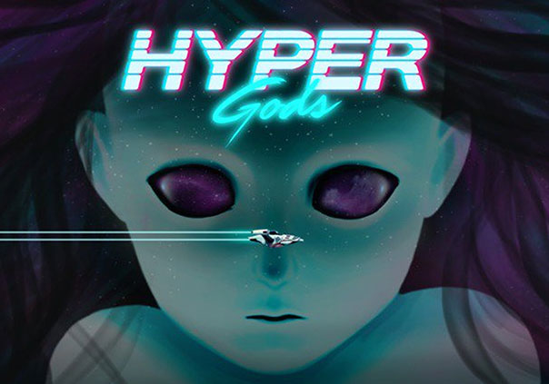 Hyper Gods Game Profile Banner