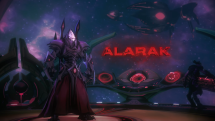 StarCraft II Alarak Co-op Commander Preview