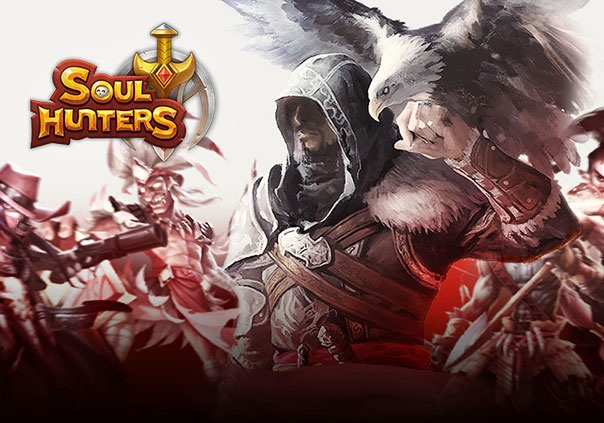 Soul Hunters Game Profile Banner