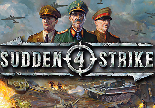Sudden Strike 4 Game Profile Banner