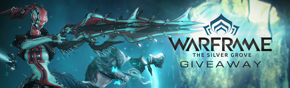 Go to Warframe Silver Grove Credit Booster Pack Giveaway