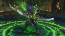 World of Warcraft Demon Hunter Dev Preview