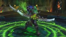 World of Warcraft Demon Hunter Dev Preview