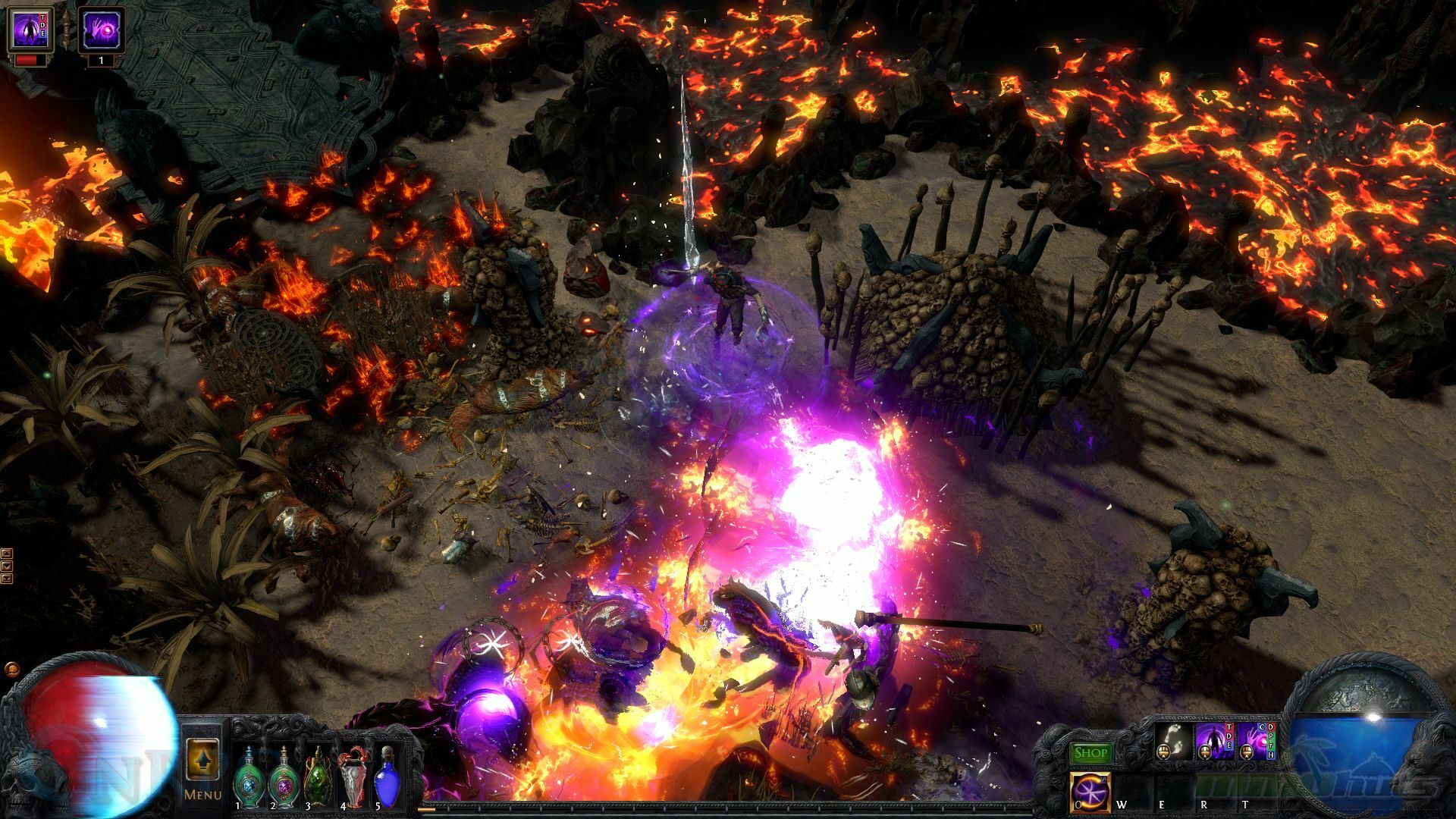 Path of Exile Atlas of Worlds Expansion