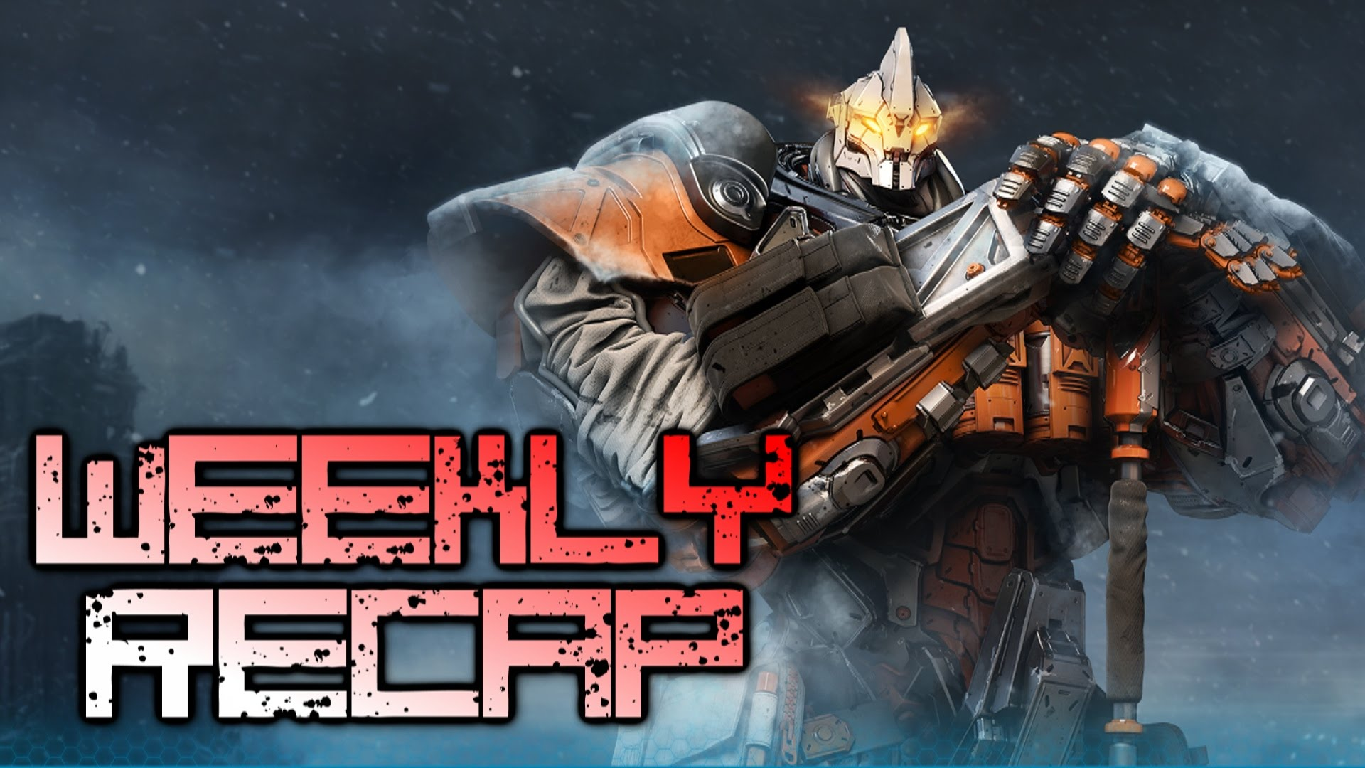 Weekly Gaming Recap #1 August 1st w/JamesBl0nde