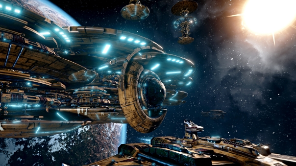 Battlefleet Gothic: Armada Tau Beta Launches Tomorrow