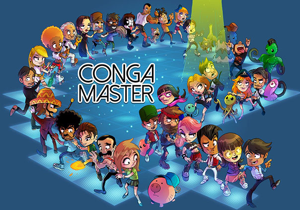 Conga Master Game Profile Banner