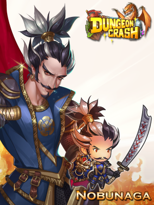 Dungeon Crash 1.6.1 Update Adds Samurai Generals