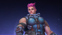 Heroes of the Storm Zarya Spotlight