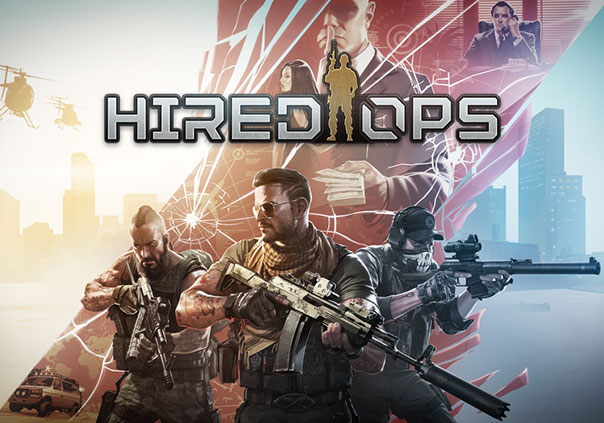 Hired Ops Game Profile