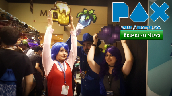 PAX West 2016 Day One Recap