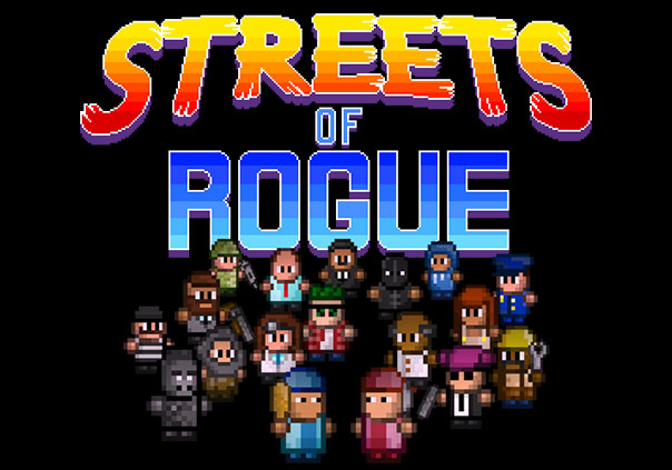 Streets of Rogue Game Profile Banner