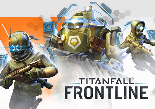Titanfall Frontline Game Profile Banner