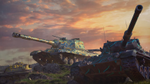 World of Tanks Blitz Valkyria Chronicles Collaboration