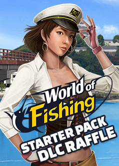 World of Fishing Starter Pack DLC Raffle