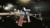 Escape from Tarkov Alpha Weapon Customization #2
