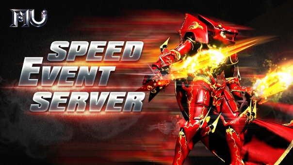 MU Online Speed Event Server Opening Soon