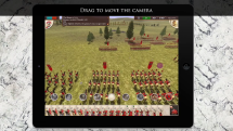 ROME: Total War for iPad Battlefield Controls Trailer