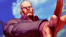 Street Fighter V Urien Trailer
