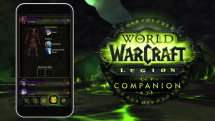World of Warcraft: Legion Companion App Trailer