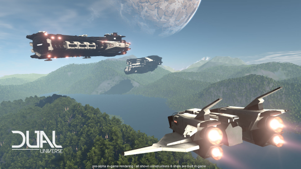 Dual Universe Kickstarter Successful