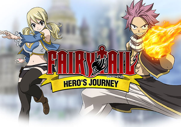 Fairy Tail Heros Journey Game Profile Banner